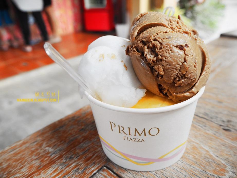 [考艾行程篇] Primo Piazza 在泰版意大利城喂草泥马 khao yai
