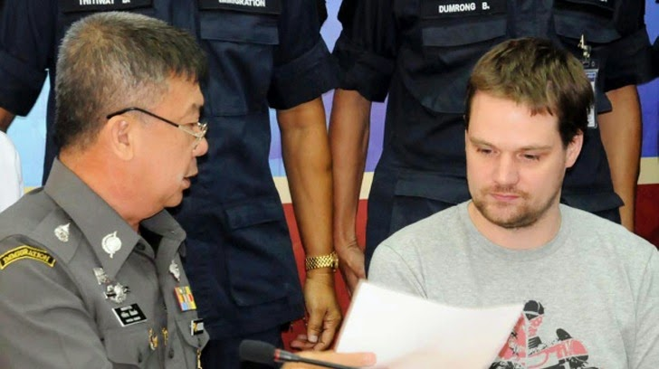 The Pirate Bay's 3rd and the Last Founder Arrested After 4 Years On The Run