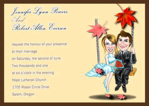 Humor Wedding Invitations: Discover Mass Of Funny Facebook Status And Funny Jokes