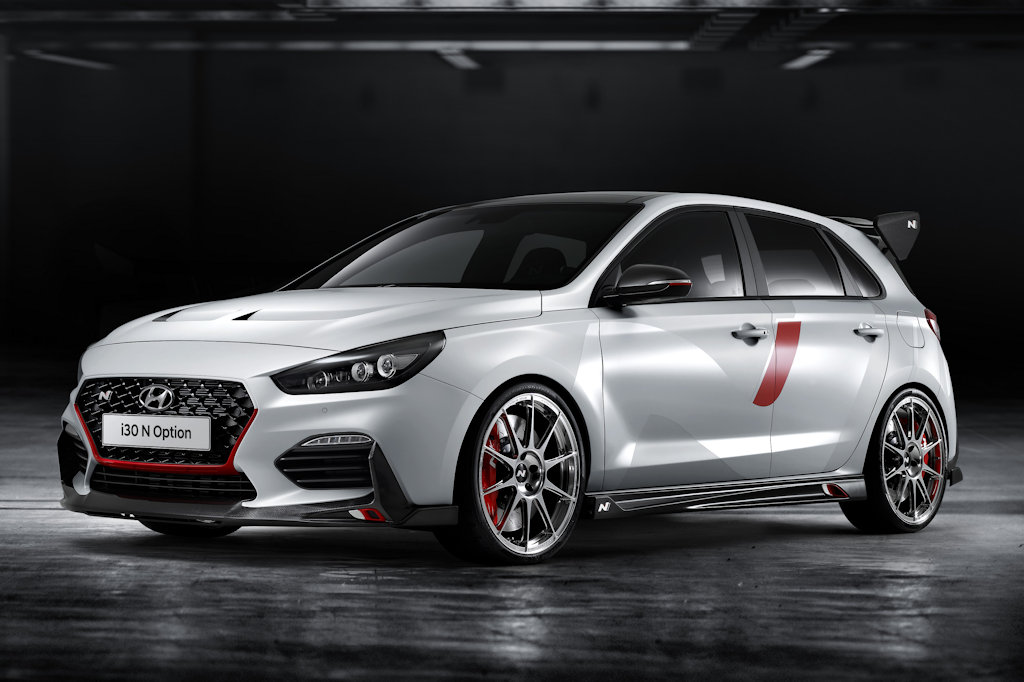 Hyundai's Going Head On with the MUGENs, TRDs, and STIs of the World