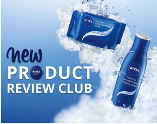 Chickadvisor Nivea Creme Care Facial Cleansers