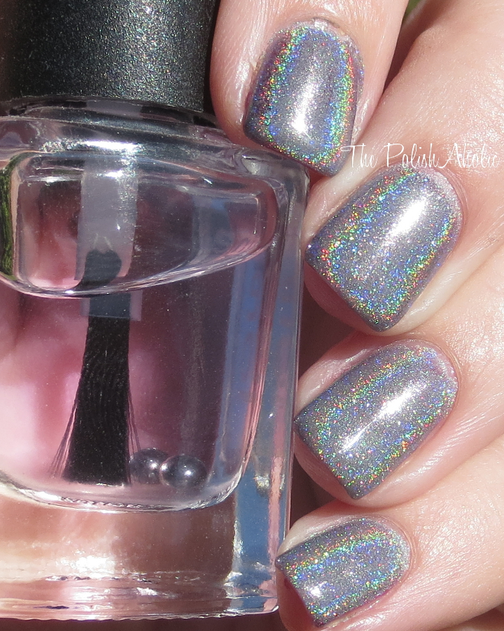 The PolishAholic: Color4Nails HaloChrome Powder Pigment Swatch & Review