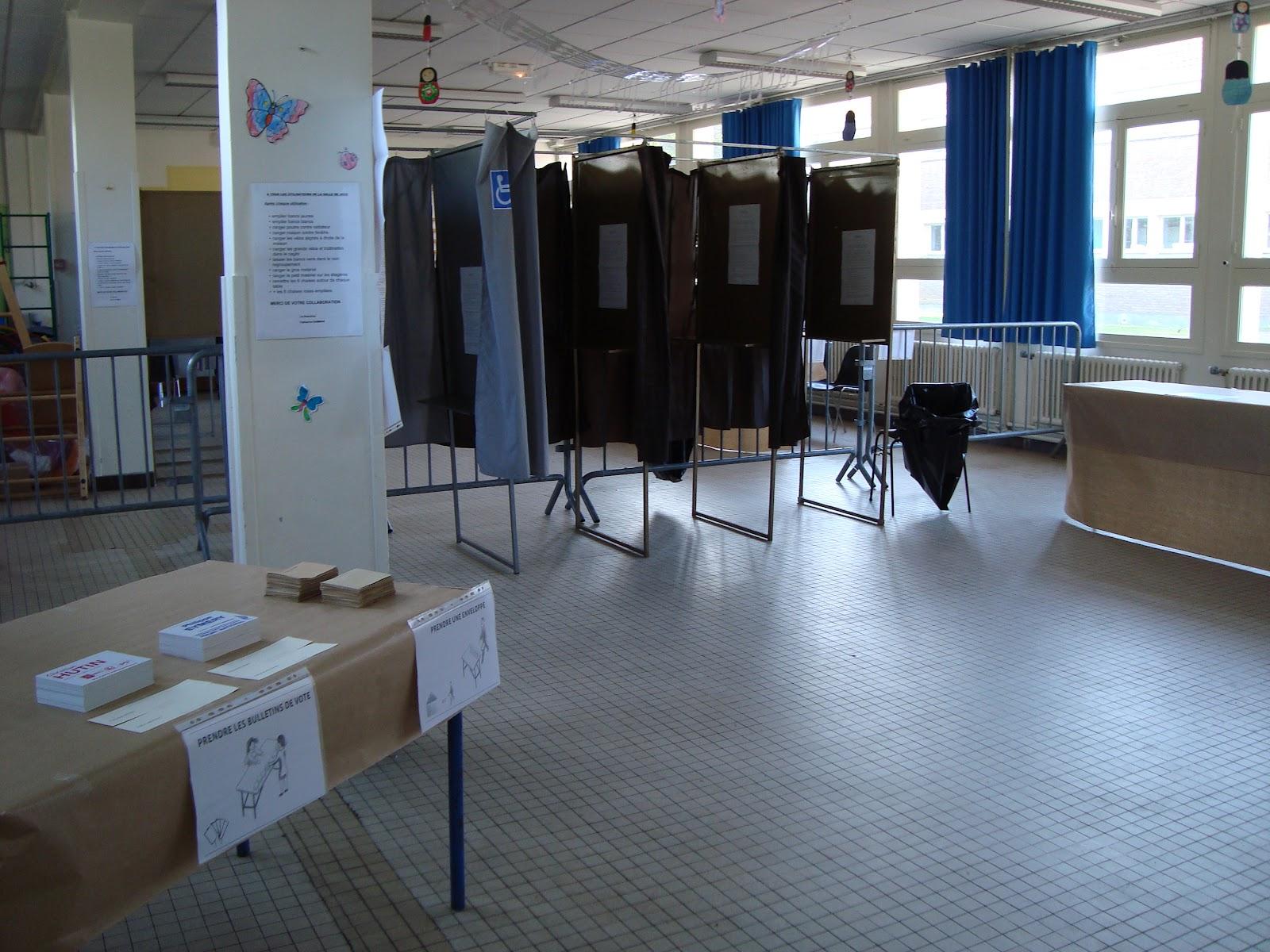 Vis ta vue ca bouge a dunkerque - Remuneration bureau de vote ...