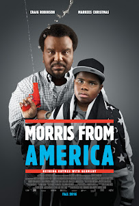 Morris from America Poster