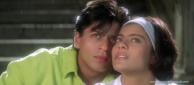 film india shahrukh khan & kajol kuch kuch hota hai