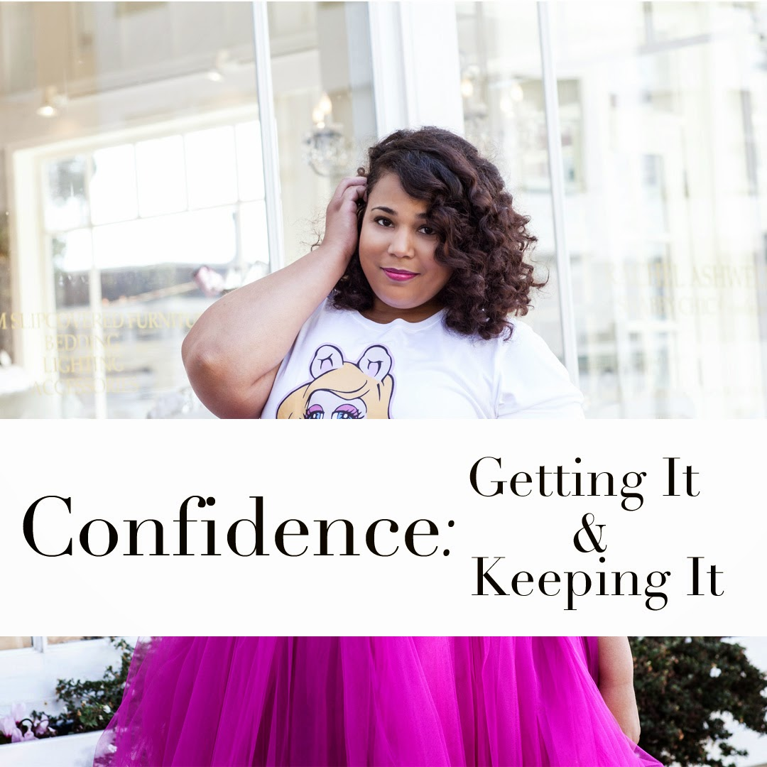 How to be Confident, Confidence