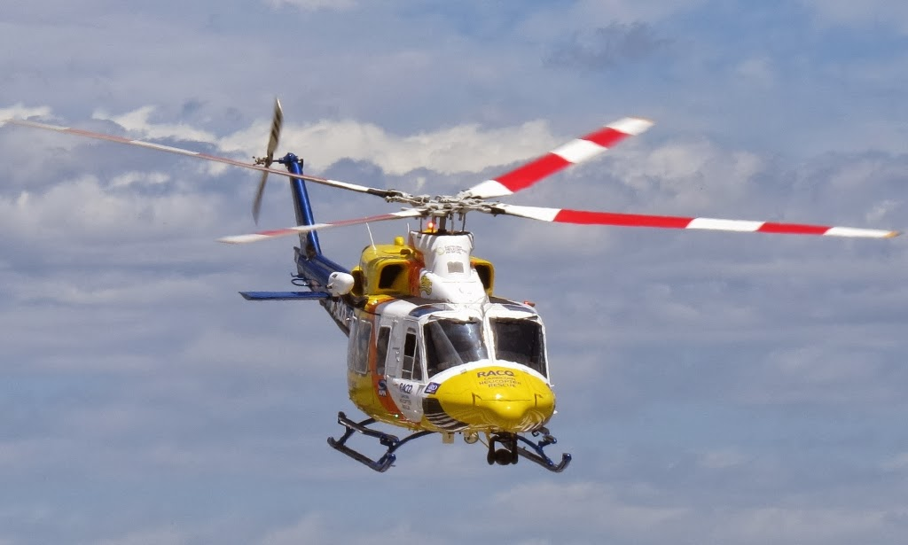 Central Queensland Plane Spotting: Helicopter Action at Rockhampton