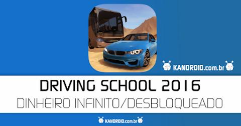 Driving School 2016 v2.0.0 APK Mod (Dinheiro/Desbloqueado)