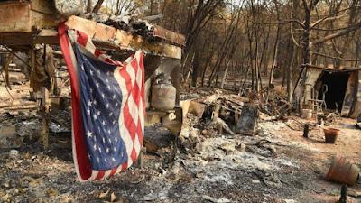 ¿Cómo abordan los medios en EEUU el desastre de California?