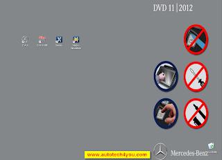 Mercedes DAS Xentry 11/2012