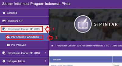 Cara Cek Proses Pencairan Dana Program Indonesia Pintar (PIP)