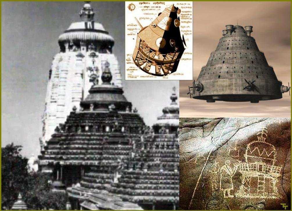 India, Vimana, Battery, Vedic Age