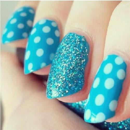 paso a paso como decorar uñas naturales