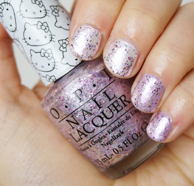 OPI - Charmmy & Sugar (Hello Kitty Collection 2016)
