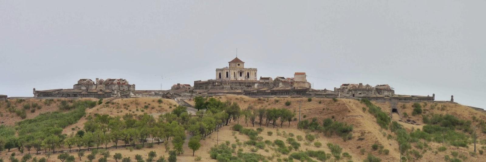 Elvas, Fuerte de Nuestra Señora de Gracia.