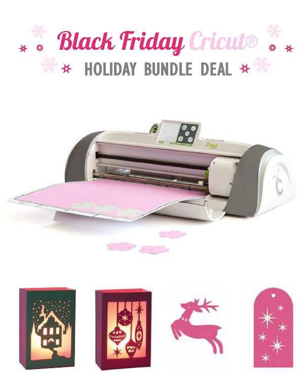 Cricut Black Friday Deal & Exclusive Party Code