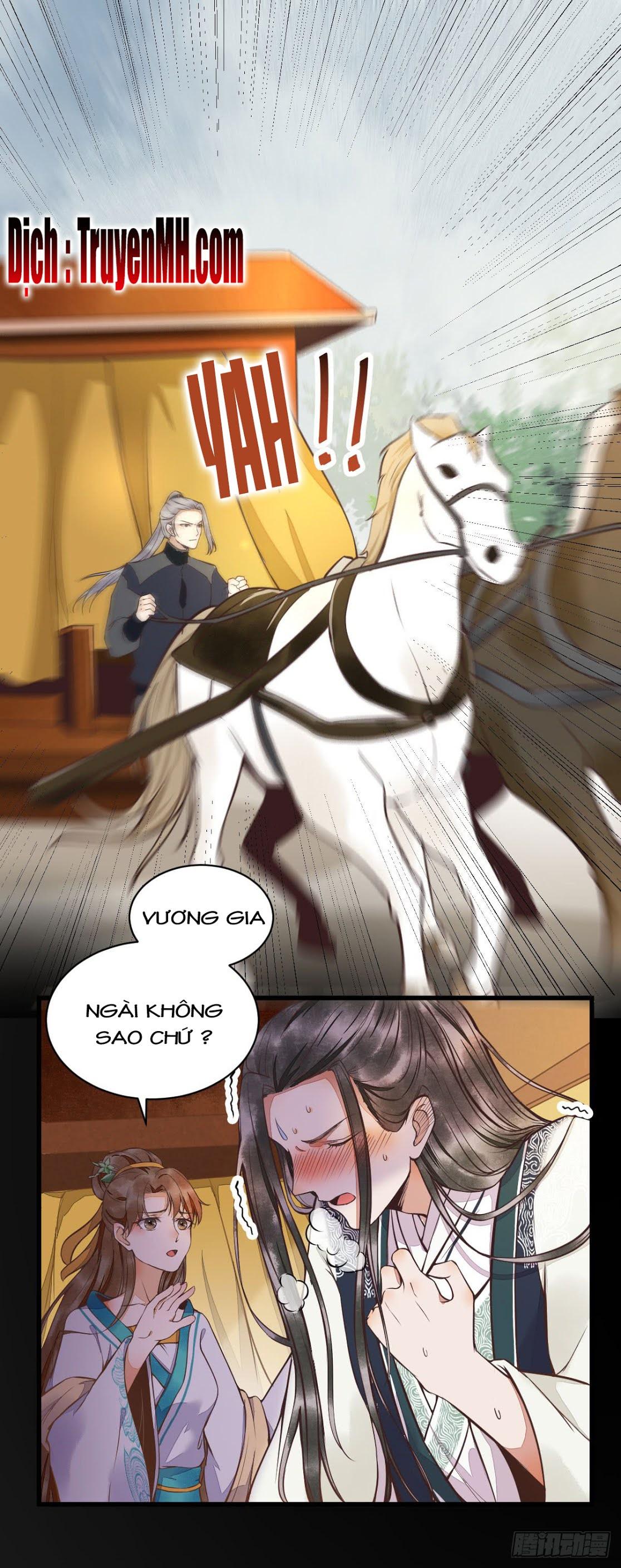 Sát Thủ Vương Phi Không Dễ Chọc Chapter 12 - Trang 13