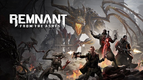 Remnant: From the Ashes + Crack (HOODLUM - TORRENT)