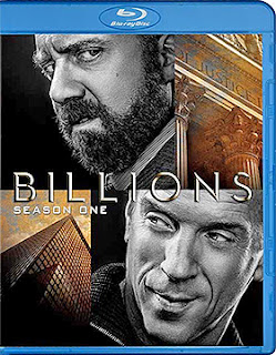 DVD & Blu-ray Release Report, Billions: Season One, Ralph Tribbey