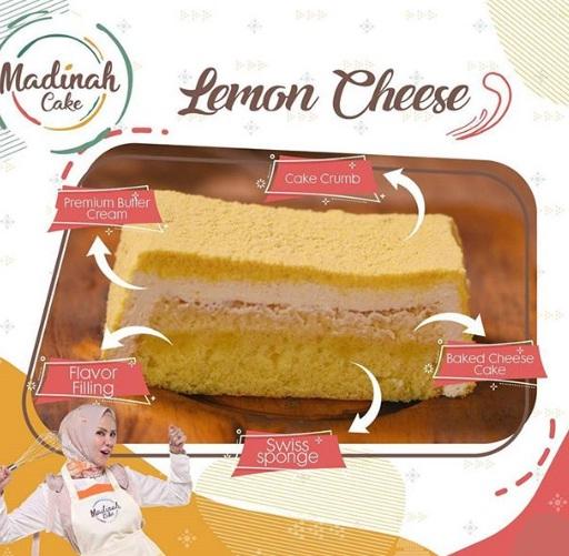 Madinah Cake Oleh Oleh Kekinian Angel Lelga