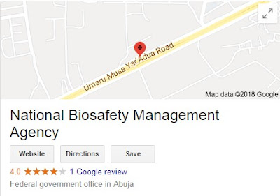National Biosafety Management Agency Recruitment Login 2018/2019 | NBMA Job Vacancy Available