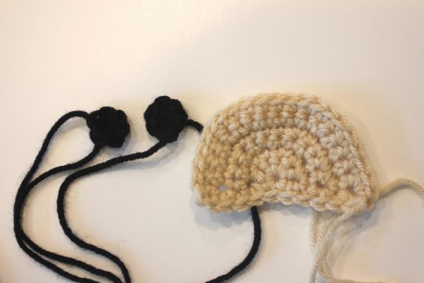 Crochet Pattern Cow Hat : Crochet Cow Hat Pattern - Repeat Crafter Me