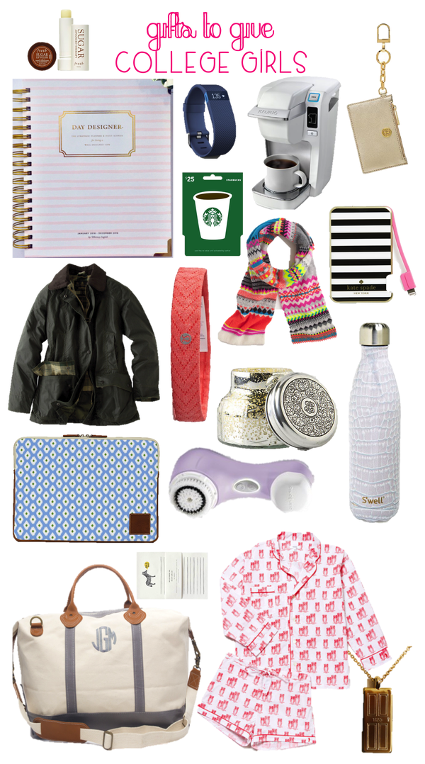 Top 18 Christmas Gifts for College Kids (For Her)