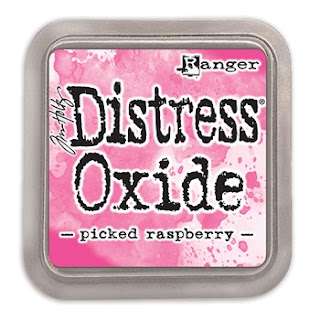 PICKED RASPBERRY DISTRESS OXIDE
