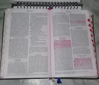 Kumpulan Ayat Hafalan Alkitab Terlengkap Dari PL dan PB