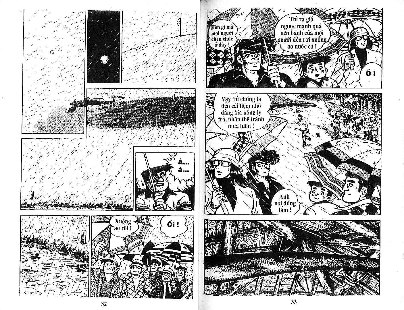 Ashita Tenki ni Naare chapter 27 trang 15