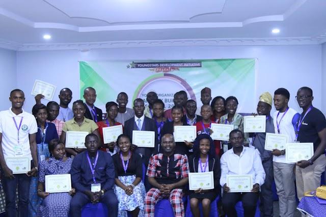 Youth Organization Capacity Building School (YOCBS 2019)