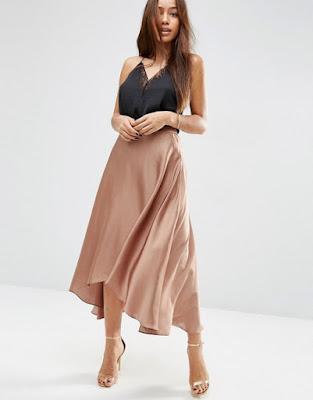 Faldas Casuales 2017