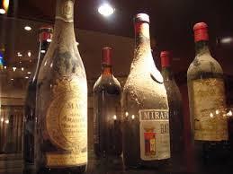 yıllanmış şarap
