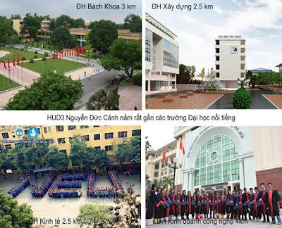 Bệnh viện Khu vực chung cư Hud3 Nguyễn Đức Cảnh