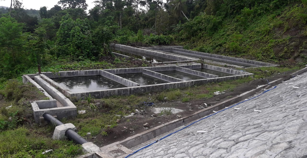 Diduga ada Koruptor di Proyek TPA Talaud yang Berbandrol Miliaran Rupiah