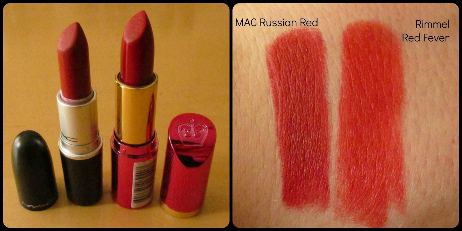 Mac Dupes Lipstick