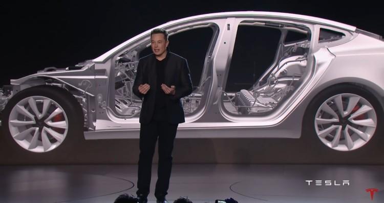 Kirill Klip : Lithium Race: Tesla Model 3 Base Battery Less