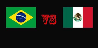 Tips Bola Piala Dunia Brasil vs Meksiko