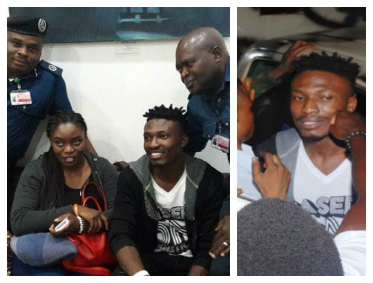 #BBNaija see as Efe & Bisola being welcomed by overwhelming Fans (Videos)