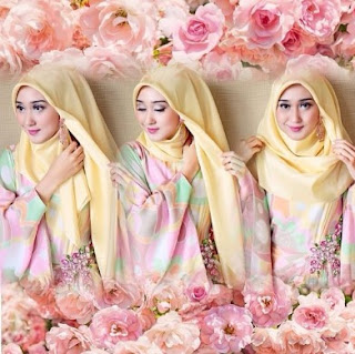 Tutorial Dan Tips Memilih Bahan Hijab Ala Dian Pelangi Sesuai Kebutuhan Anda