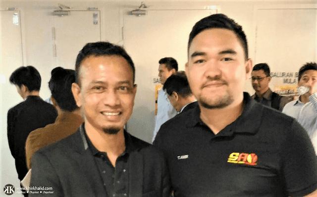 Raja Muda Selangor, Sunway iLabs Start-It Challenge, Khir Khalid,