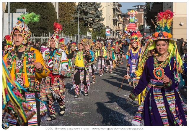 Carnevale cantù sud america