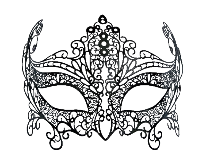 Máscaras de Carnaval 2017 png