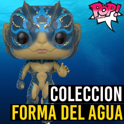 Lista de figuras funko pop de Funko POP La forma del agua