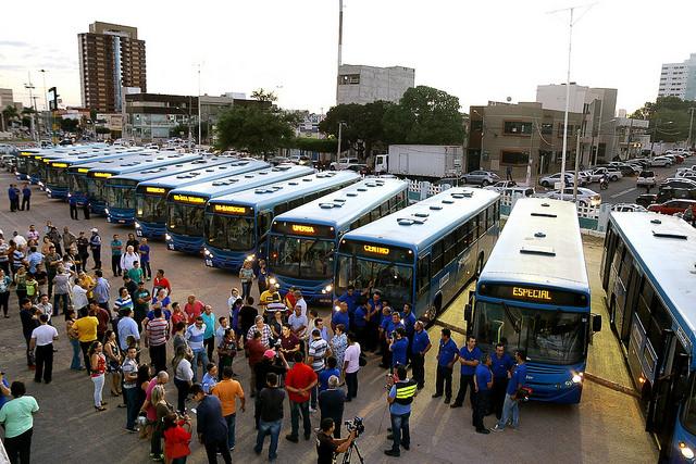 Novo Sistema de Transporte começa neste sábado (21/05)