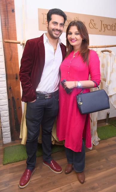 10. Deepshikha Nagpal with Keshav Arora