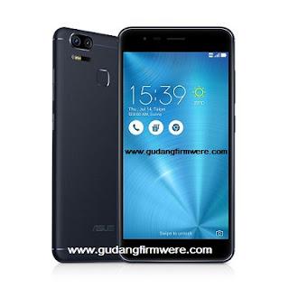 Cara Flash Asus Zenfone3 ZE552KL
