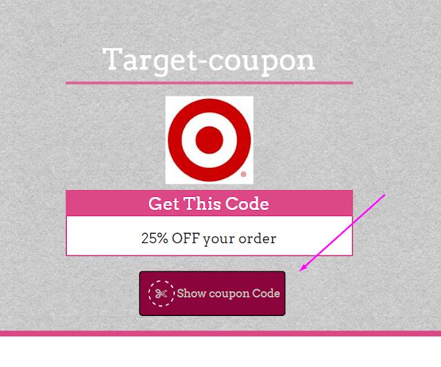 Target 35% Coupon Code May 2017