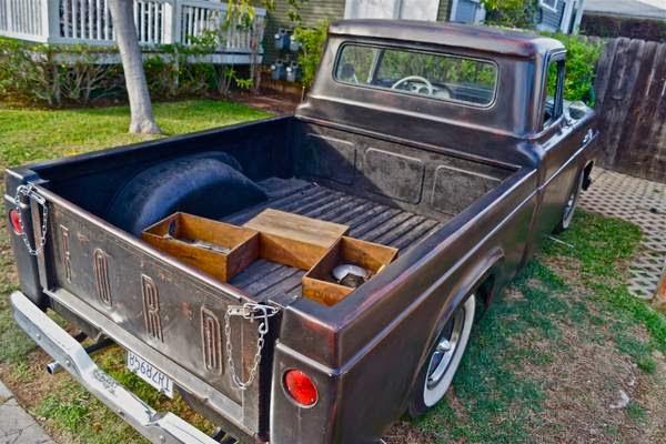 Auto Restorationice: Ford