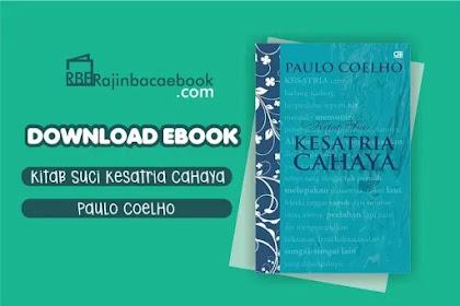 Download Novel Kitab Suci Kesatria Cahaya by Paulo Coelho Pdf